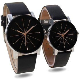 Crystal Watch For Men And Women Cupple /Combo Watch For Latest Desining Stylist Crystal Dile Watch 6 month warranty
