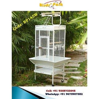 Cockatoo Cage Good for Grey Parrot Cockatoo Sun Conure  Eclectus BP145W
