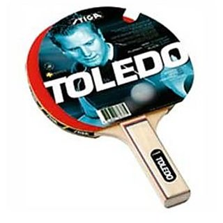 Stiga Toledo Finest TT Table Tennis Hobby Bat