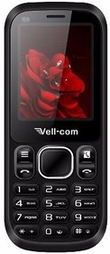 VELL COM M5000 HEAVY BATTERY DUAL SIM MOBILE