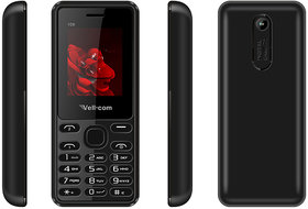 VELL COM 108 BIG BATTERY DUAL SIM MOBILE WITH TORCH/ MULTI ALARM/FM