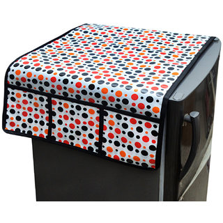 Pvc Single Top Refrigerator Cover
