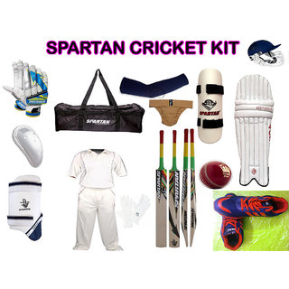 Spartan Cricket Kit Best Offer