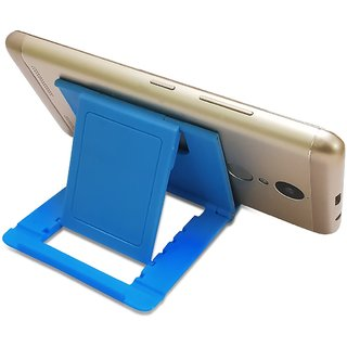 Premium Big Stand For Mobiles and Tablets (Assorted Colors)