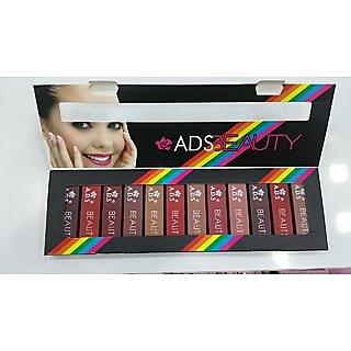 ADS Beauty Super Matte Lipstick
