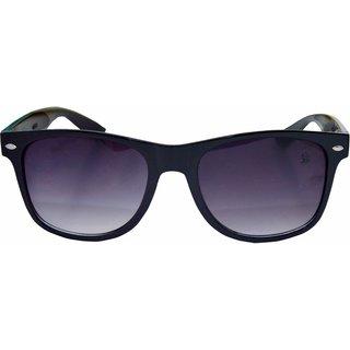 1710a0778ca Buy Derry Black wayfarer sunglass For Football Lovers Online - Get 82% Off