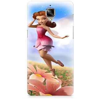 Printgasm OnePlus 3T printed back hard cover/case,  Matte finish, premium 3D printed, designer case