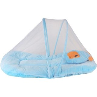 Baby Bedding With Mosquito Net and Pillow
