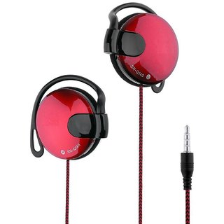 Raptech Q140 Over the Ear Sports Edition Earphone -(With Mic )