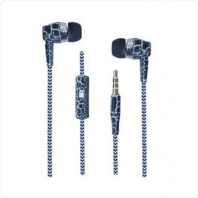Digimate In Ear Heavy Bass Earphones (Assorted Colors)