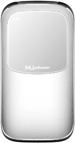 MUPHONE M8600  FLIP MOBILE PHONE, DUAL SIM, 1.8 INCH DI