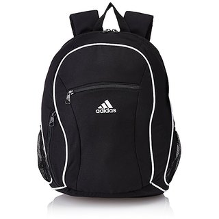 Adidas Black and White Casual Backpack
