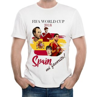 CACA ANP FIFA TOP TEAM SPAIN Tshirt