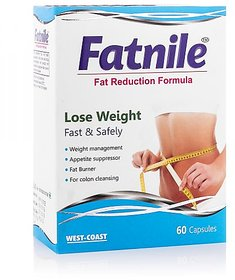 West-Coast Fatnile Fat Reduction Formula, 60 Capsules