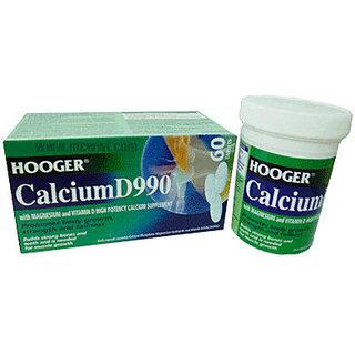 Hooger Calcium D990 Height Increase Tablet