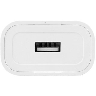 Digimate 2.1A Single Port USB White Adapter (Wall Charger) Fast charging