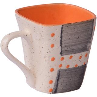 Maahim Tableware Serving Tea Coffee Cups Set Pack of 6