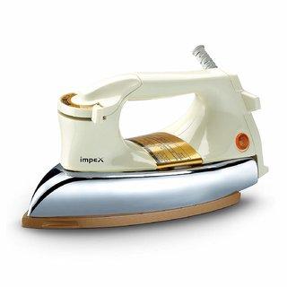 Impex IB 15 Dry Iron  (White)