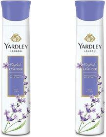 Yardley London English Lavender Refreshing Deo