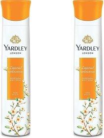 Yardley London Imperial Sandalwood Perfumed Deo