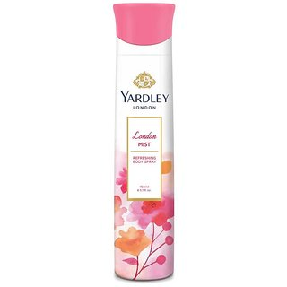 Yardley London mist Refreshing Deodorant