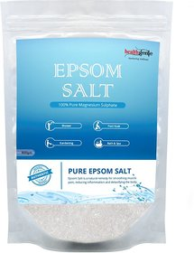 Healthgenie Epsom Salt for Relaxation and Pain Relief, 800g