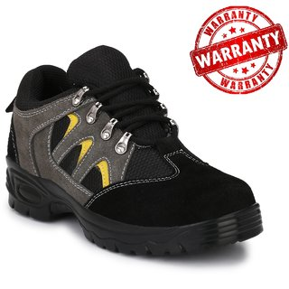 7fac843f0f94 Buy Graphene Pure Leather Steel Toe Safety Shoe