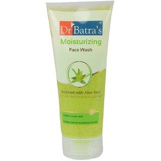 Dr Batra Moisturising Facewash - 100 Gms