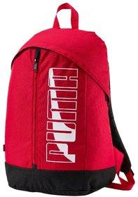 Puma POINEER II 21 Laptop Backpack  (Red)