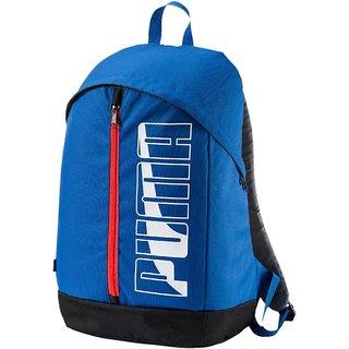42d6c4fd751c Buy Puma Blue Pioneer II 21 L Backpack (Blue) Online - Get 50% Off