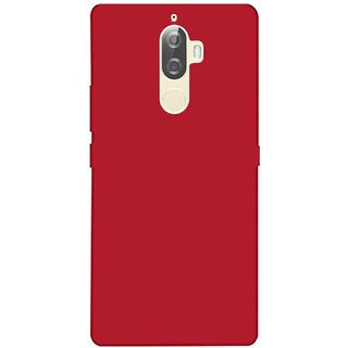 half off d148d 043ce Lenovo K8 Note Back Cover 4 Cut All Sides Protection Sleek Ipaky (Red) Hard  Case Back Cover For Lenovo K8 Note by Praksh