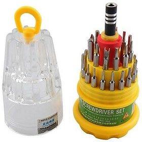 Jackly 31 In 1 Screwdriver Set Magnetic Toolkit - TLRDJK