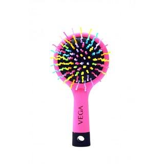 Vega Rainbow Hair Brush (R17-CB)