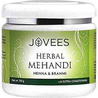 Jovees Henna  Brahmi Herbal Mehandi 150g