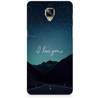 Printgasm OnePlus 3 printed back hard cover/case,  Matte finish, premium 3D printed, designer case
