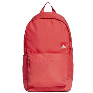aaa2081f8841 Buy Adidas Unisex Peach Classis Backpack Online   ₹2499 from ShopClues