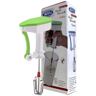 Prime  Kitchenworld Hand Blender  Beater, Beater Lassi / Butter Milk Maker / Mixer Hand Blender Power Free In Best Price