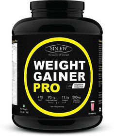 Sinew Nutrition Weight Gainer Pro With Digestive Enzyme - 139431218