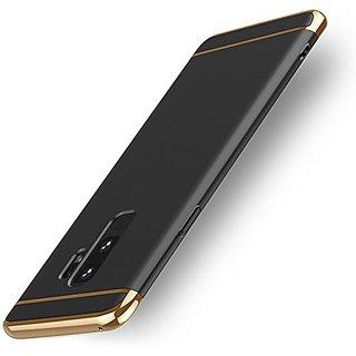 premium selection 1e9d7 9e520 SK 3IN1 Back Cover case for Samsung Galaxy J6 Back Cover case - Black