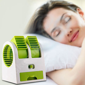 Mini Air Cooling Cooler Usb (Multicolor)