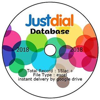 JustDail Database