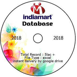 IndiaMart database2018