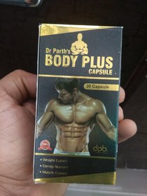 DR Products Body Plus Capsule One Pack 30 capsule