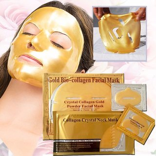 Did not Collagen facial mask are not