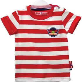 Baby Nation Boys Round Neck T-Shirt