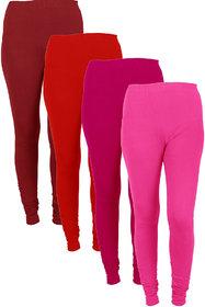 ruby Women Combo Offer (Pack of 4 Legging)