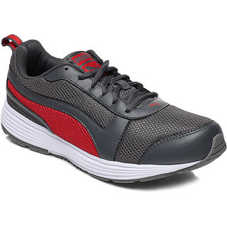 Puma Alex IDP Gray Running Shoes