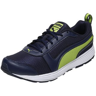 Puma Alex IDP Blue Running Shoes