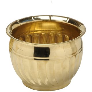 Buyerwell Decorative Round Planter (Diameter 6 inch) Home Dcor
