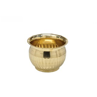 Buyerwell Decorative Round Planter (Diameter 12 inch) Home Dcor